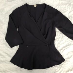 Wilfred Aritzia blouse